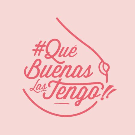 Foto tomada de la paginas de Facebook de la campaña Que Buenas Las Tengo
